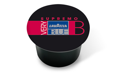 Kapsle Lavazza BLUE Very B Supremo - 100 ks