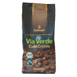 Dallmayr Via Verde Café Crème (BIO, Fair Trade)